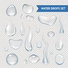 Drop,Condensation,Water,Transparent,Raindrop,Bubble,Freshness,Refreshment,Clear Sky,Dew,Water Surface,Rain,Vector,White,Ornate,Cold - Termperature,Bright,Icon Set,Set,Wet,Concepts,Abstract,Collection,Nature,Design,Purity,Liquid,Reflection,Sea,Painted Image,Clean,Symbol,Isolated,Shiny,Macro,Environment,Design Element,Light - Natural Phenomenon,Insignia,Single Object,Ilustration,Computer Icon,Close-up
