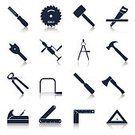 Symbol,Carpenter,Computer Icon,Icon Set,Level,Carpentry,Industry,Drawing Compass,Ilustration,Circular Saw,Work Tool,Construction Industry,Business,Working,Design Element,Technology,Old-fashioned,Machine Part,Equipment,Computer,Collection,Chisel,Instrument of Measurement,Isolated,Web Page,Hammer,Pliers,Electric Saw,Cutter - Work Tool,Design,Repairing,Cutting,Pliers,Internet,Mobile Phone,Sign,Black Color,Retro Revival,user,Occupation,Woodland,Hand Saw,Axe,Connection,Telephone,Set,Construction Worker,Vector,Mechanic,Metal,Drill