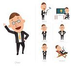 Businessman,Flat,People,Success,Design,Looking At Camera,Business,Cheerful,Set,Occupation,Ideas,Vacations,Suit,Formalwear,Emotion,Standing,Worried,Infographic,Job - Religious Figure,Computer,Ilustration,Vector,Male Beauty,Recruitment,Isolated,Cartoon,Manual Worker,Human Face,Manager,Confidence,Office Interior,Variation,Global Communications,Caricature,Laptop,Expertise,Fine Art Portrait,Characters,Humor,Business Person,Equipment,Male