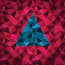 Computer Graphic,Ilustration,Diamond Shaped,Futuristic,Seamless,Origami,Wallpaper Pattern,Blue,Elegance,Technology,Decoration,Design,Pattern,Backgrounds,Backdrop,Mosaic,Creativity,Abstract,Triangle,Vector,polygonal,Geometric Shape,Two-dimensional Shape,Pink Color