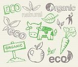 Healthy Lifestyle,Nature,Biology,Sign,Drawing - Activity,Business,Cardboard,Cow,Recycling,Drawing - Art Product,Water,Vegetable,Earth,Symbol,Agriculture,Apple - Fruit,Single Flower,Leaf,Grass,Tree,Plant,Industry,Energy,Environmental Conservation,Globe - Man Made Object,Fuel and Power Generation,Vitamin Pill,Sketch,Recycling Symbol,Farm,Computer Icon,hand drawn,Fruit,Vector,Carrot,Organic,Food,Icon Set,Clean,Doodle,Ilustration,Pencil Drawing,Craft,Environment,Lifestyles,Green Color,Healthcare And Medicine,Flower,Pollution