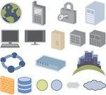 Network Server,Cloud - Sky,Computer Network,Symbol,Firewall,Internet,Communication,voip,Computer,Data,City,Network Connection Plug,Telephone,Wall,Television Set,Lock,Mobile Phone,Global Communications,Earth,Broadcasting,Router,Electronics,Computers,Technology Symbols/Metaphors,Technology