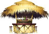 Bamboo,Shack,Hut,Beach,Cabin,Wood - Material,Bungalow,Weekend Activities,Ilustration,Sea,Building Exterior,Tourism,Log,Vector,Travel Destinations,Tourist Resort,Camping,Yellow,Romance,Restaurant,Vacations,Straw,Bar Counter,Roof,Single Object,Railing,Diner,House,Painted Image,Cartoon,Duvet,Thatched Roof,White,Palm Tree,Bar - Drink Establishment,Table,Isolated,Cafe,Party - Social Event