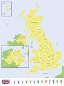 Map,Cartography,England,Capital Cities,Geographical Locations,European Union,Land,Wales,Scotland,Vector,Pointer Stick,regions,Belfast - Northern Ireland,Leeds - England,London - England,Europe,Flag,Liverpool,Edinburgh,Green Color,Intricacy,City,Text,UK,Navigational Equipment,Separation,Britannia,Computer Icon,Icon Set,U K,Map Of United Kingdom,Northern Ireland,navigation icons,Derry - Northern Ireland,Manchester - England,Sheffield - England,Birmingham,Dividing,Glasgow,Tourist,Cardiff - Wales ,names,Yellow