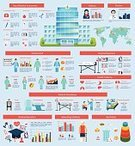 Infographic,Healthcare And Medicine,Healthy Lifestyle,Medical Exam,Patient,Hospital,Surveyor,Human Pregnancy,Doctor,Planning,Equipment,Medicine,Vector,Physical Impairment,Communication,Cardiologist,First Aid Kit,Business,Globe - Man Made Object,Charity and Relief Work,Plan,Design Element,Global Communications,template,Education,Design,Work Tool,Surgeon,Human Resources,Abstract,Report,Page,Clinic,Chart,Disabled,Set,Ilustration,Document,Content,Data,Assistance,Science,Medical Procedure,Mobile Phone,Human Heart,Occupation,Donorship,Pulse Trace,Map,Presentation,Ambulance,Pharmacy,Heart Shape,Surgery,Number 1