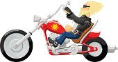 Motorcycle,Biker,Cartoon,Men,Riding,Bizarre,Leather Jacket,Vector,Humor,Biker Jacket,Chrome,Driving,Travel,Heroes,Art,People,Wheel,Male,Rock and Roll,Red,Characters,Caricature,Freedom,Jeans,People Traveling,Blond Hair,Focus - Concept,Portrait,Ilustration,People,Mature Men,The Way Forward,Only Men,Art Product,Metal,Vector Cartoons,Painted Image,Thick,Motorcylce Speedway Racing,One Person,Speed,Lifestyles,Mid Adult Men,Illustrations And Vector Art,Fun
