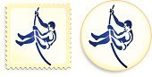Pole Vault,Pole,Running,Sport,Computer Icon,Athlete,Jumping,Agility,Symbol,Muscular Build,Strength,Achievement,Pole Vault Bar,Success,Stretching,Push Button,Focus on Shadow,Competition,Competition,Winning,Vector Icons,Illustrations And Vector Art,Sports And Fitness,Interface Icons,Performer,Blue,Competitive Sport,Coordination