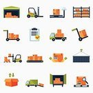 Checklist,Flat,Service,Vector,Icon Set,Pallet,Shipping,Symbol,Freight Transportation,Distribution Warehouse,Computer Icon,Delivering,Business,Cargo Container,Set,Collection,Sign,Pick-up Truck,Internet,Industry,Technology,Web Page,Send,Export,Connection,Ilustration,Transportation,Design,Time,Warehouse,Crate,Telephone,Mobile Phone,Computer,Crane - Construction Machinery,Box - Container,Truck,Sending,user,Design Element,Forklift,Package,Isolated,Retail