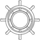 Symbol,Rudder,Driving,Vector,Nautical Vessel,Direction,Adventure,Computer Graphic,Shape,Single Object,Control,Sea,Ilustration,Helm,Equipment,Wheel,Backgrounds