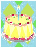Birthday Cake,Cake,Birthday,Anniversary,Single Object,Candle,Human Age,Delicatessen,Vector,Pastry,Green Color,Blue,Celebration,Cheerful,Ilustration,Joy,Life Events,Flame,Colors,Old,Individuality,Illustrations And Vector Art,Lighting Equipment,Yellow,Vanilla,Event,Gourmet,Food And Drink,Happiness,Baking,Sweet Food,Cute,Party - Social Event,Food,Pink Color,Light - Natural Phenomenon,Raspberry,Plate,Celebration Event