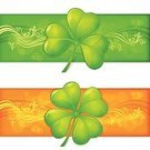 Nature,Saint,Luck,Irish Culture,Holiday,Republic of Ireland,patrick,Choice,Orange - Fruit,Orange - Vaucluse,Banner,Cultures,Season,Growth,Green Color,Sign,Plant,Vector,Orange Color,Orange,Celebration,Clover,Four Objects,Four-leafed,Floral Pattern,Discovery,Day,Orange - Texas