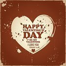 Valentine's Day - Holiday,Vector,Valentine Card,Love,Backgrounds,Ilustration,Abstract