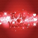 Eps10,Romance,Abstract,Ilustration,be my valentine,EPS 10,Celebration,Holiday,Vector,Love,Backgrounds,Valentine Card,Heart Shape,Valentine's Day - Holiday