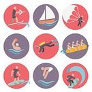 Surfing,Vector,Symbol,Computer Icon,Fun,Activity,Flat,Ilustration,Summer,Vacations,Web Page,Wakeboarding,user,Business,Collection,Sign,Computer,Internet,Set,Diving,Polo,Icon Set,Nautical Vessel,Sport,Travel Destinations,Isolated,Beach,Connection,Extreme Sports,Sailboat,Leisure Activity,Technology,Scuba Diving,Sea,Skiing,Water,Telephone,Ski,Swimming,Sailing,People,Mobile Phone