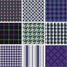 Pattern,Striped,Plaid,Textile,Houndstooth,Seamless,Backgrounds,Repetition,Vector,Purple,Retro Revival,Textured,Square Shape,Modern,Fashion,Square,Textured Effect,Clothing,Green Color,Old-fashioned,Woven,Textile Industry,Fabric Swatch,Classic,Abstract,Victorian Style,Garment,Cultures,Decoration,Beauty,Elegance,Series,Classical Style,Illustrations And Vector Art,Beauty And Health,Arts And Entertainment,Arts Abstract,Fashion,Vector Backgrounds,graphic elements