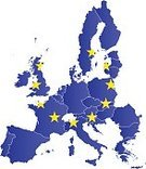 Europe,Greece,Austria,Germany,Map,Netherlands,Republic of Ireland,Sweden,Italy,Geographical Locations,Navigational Equipment,Denmark,Vector,Finland,European Union,European Union Flag,Cartography,Belgium,Bulgaria,Czech Republic,Land,Slovakia,Clip Art,Luxembourg - Benelux,Cyprus,Poland,Isolated,White Background,Flag,Backgrounds,Spain,Portugal,Map Of Europe,Intricacy,France,UK,Northern Ireland,Slovenia,Separation