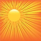 Heat Wave,Sun,Heat - Temperature,Sunlight,Day,Sunbeam,Sky,Vector,Summer,Bright,Burning,Weather,Wave Pattern,Orange Color,Nature,Ilustration,Shiny,Vibrant Color,Season,Vector Backgrounds,Springtime,Summer,Illustrations And Vector Art,Nature,Nature Abstract