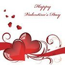 Valentine's Day - Holiday,Red,Vector,Love