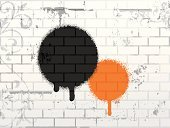Graffiti,Wall,Brick,Fundus,Dirty,Aerosol Can,Grunge,Paint,Cinder Block,Backgrounds,Vector,Gray,Styles,Art,City,Abstract,Blob,Design,Orange Color,Drop,Black Color,Torn,Cement,Spotted,Wave,Stained,Old,Modern Rock,Paintings,Smudged,Broken,Condensation,Concepts & Topics,Painted Image,Deep,Decorativo,Arts Backgrounds,Vector Backgrounds,Isolated Objects,Art Product,Illustrations And Vector Art,Arts And Entertainment