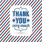 Image,Elegance,Symbol,Sign,Label,Blue,Red,Pattern,Striped,Cultures,Backgrounds,Calligraphy,Admiration,Ornate,Abstract,Gratitude,Illustration,Rustic,Vector,Typescript,Thank You,2015,Thank You Card,Note - Message,Stripes Background,Thank You Background