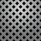 Abstract,Vector,Grille,Backgrounds,Art,Grid,Steel,Stainless Steel,Backdrop,Black Color,Iron - Metal,Photographic Effects,Seamless,Blank,Metal Grate,Perforated,Gray,Metallic,Wallpaper Pattern,Surface Level,Hole,Pattern,Textured,Metal,Material