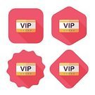Organized Group,Certificate,Label,Luxury,VIP Card,Vector,Very Important,Ilustration