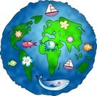 Animal,Earth,Globe - Man Made Object,Animal Themes,Planet - Space,World Map,Sailing,Ilustration,Map,Whale,Sphere,Sea,Animals In The Wild,Clip Art,Fish,Cartography,Nautical Vessel,Isolated,Environment,Business,Nature,Concepts,Travel Destinations,Computer Graphic,Journey,Bodies Of Water,Blue,Wildlife,continents,Vacations,Physical Geography,Life,Nature,Ideas,Isolated Objects,Travel
