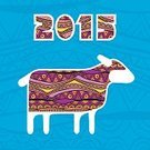 Chinese New Year,2015,Sheep,Astrology,Number,Backgrounds,Lamb,Ilustration,Decoration,Year,Fortune Telling,Poster,Cartoon,Geometric Shape,Mascot,Indigenous Culture,Silhouette,Greeting Card,Ornate,Art Title,Animal,Vector,Abstract,Aries,Japanese New Year,Sign,Buddhism,Symbol,February 19,Design,East Asian Culture,Japanese Culture,Chinese Culture,Astrology Sign