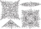 Scroll,Christmas,Scroll Shape,Ornate,Old,Pattern,Frame,Fashion,Floral Pattern,flourishes,Vector,Cultures,Decoration,Leaf,Backgrounds,Design,Spotted,Swirl,Design Element,Abstract,Shape,Style,Ilustration,Spiral,Branch,Beauty,Computer Graphic,Art,Curve,Vector Backgrounds,Illustrations And Vector Art,Vector Ornaments,Retro Revival,Beautiful,Part Of,Elegance