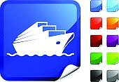 Cruise Ship,Wave,Symbol,Label,Computer Icon,Sailing,Computer Graphic,Travel,Blue,Adventure,Vacations,People Traveling,Ilustration,Black Color,Digitally Generated Image,Paper,Document,Red,Purple,Page Curl,Vector,Design,Business Travel,Shiny,Green Color,Orange Color