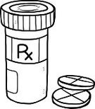 health-care,Illness,Healthcare And Medicine,freehand,Medicine,Pharmacy,Isolated,No People,Tube,Vector,Sketch,Prescription Medicine,Package,Pill,Ilustration,Drawing - Art Product,Single Object,Label,Box - Container,Plastic,Two Objects,Shadow,Black And White,White Background,Closed,Drawing - Activity,Cartoon,Bottle,Black Color,White