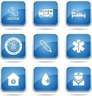 Interface Icons,Blue,Glossy Button,Vector,App Icon,Ilustration,Digitally Generated Image,Blue Button,Computer Icon,Stethoscope,Health Emergency,Nurse,Blood,vector icon,Symbol,Icon Design,Hospital,First Aid Kit,Sign,Computer Graphic,Shape,Design,Isolated,Medical Icon,Healthcare And Medicine,Phone Icon,web icon,Internet,Temperature,Ambulance,24 Hrs,Care,Set,Icon Set,Collection,Injecting