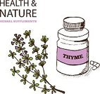 Alternative Medicine,template,Environment,Badge,Premium Product,Herbal Medicine,handdrawn,Leaf,Purple,Clean Eating,Sign,Capsule,Ilustration,Label,Packaging Design,Vitamin Pill,Symbol,Nature,Merchandise,Pink Color,Vector,Thyme,Organic,Nutritional Supplement,Aromatherapy Oil,Herb,Vegan Food