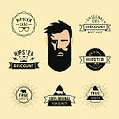 Badge,Beard,Bear,Adult,Vector,sir,Symbol,Abstract,Collection,Elegance,Insignia,Mustache,Luxury,Fashion,Men,Wealth,Hairstyle,Ilustration,People,Sunglasses,typographic,Label,Clothing