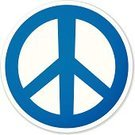 Peace Symbol,Symbols Of Peace,Sign,Symbol,Vector,1960s Style,Blue,Circle,Label,Computer Icon,Ilustration,Clip Art,Simplicity,Shadow,Placard,Web 2 0,Isolated On White,Smooth,Color Image,Saturated Color