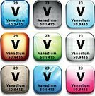 Series,Bundle,Collection,fundamental,quantum,Backgrounds,Plate,vanadium,Conformity,Menu,template,Arrangement,Electron,Computer Graphic,Symbol,tabular,20-24 Years,Atom,Table,Science,Physics,Technology,Periodic,Vector