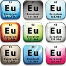 Periodic,Technology,Physics,Science,Table,Atom,60-64 Years ,Europium,Symbol,Computer Graphic,Electron,Arrangement,Plate,template,Number 9,Menu,Backgrounds,Bundle,quantum,fundamental,Collection,Series,Vector