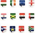 Jamaica,Flag,Speech Bubble,European Union Flag,Talking,Paraguay,South Africa,Morocco,Speech,St. Lucia,Religious Icon,Syria,England,United Arab Emirates,Ethnicity,puertorico,Hungary,Cultures,Symbol,National Landmark,Computer Icon,Design,Collection,Illustrations And Vector Art,Travel Locations,Reflection,Vector Icons,Ilustration,Vector,Art,Rectangle,Republic of Ireland