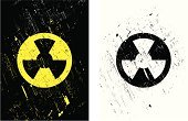Radioactive Warning Symbol,Grunge,Warning Sign,Warning Symbol,Industry,Safety,Toxic Substance,Clip Art,Design Element,Radiation,Torn,Danger,Label,Acid,Chemistry Class,Sign,Symbol,Biohazard Symbol,Gamma Ray,Medicine And Science,Damaged,Nuclear Power Station,Biology,Distressed,Vector Illustration And Painting,biochemical,Chemical Plant,oxidising,Yellow,Chemistry,isotope,Heat - Temperature,safety sign,radioisotope,Alkaline,Chemical,Atom,Old,Curve,Alertness,Illustrations And Vector Art,Protection,Black Color,oxidizing