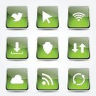 Interface Icons,Green Color,Green Button,Icon Design,Symbol,Glossy Button,Design,Fog,Connection,Social Gathering,Bird,Isolated,Phone Icon,vector icon,Set,Ilustration,Digitally Generated Image,App Icon,Wireless Technology,Cloud - Sky,dowload,Vector,Sign,Icon Set,Collection,Internet,web icon,Computer Graphic,Shape,Social Networking