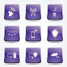 Interface Icons,Purple,Glossy Button,Design,Telecommunications Equipment,Phone Icon,Isolated,Computer Icon,Symbol,Shield,Computer Network,Protection,Mobile Phone,Set,Icon Design,vector icon,Communication,Communications Tower,Vector,Sign,Computer Graphic,Digitally Generated Image,Ilustration,Satellite Dish,Global Communications,App Icon,Shape,web icon,Security Camera,Computer,Network Icon,Security,Collection,Internet,Icon Set,PC
