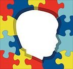 autism,Symbol,Part Of,Vector,Ilustration,Puzzle,Aspergers,Profile View,Human Head,developmental,Silhouette,Alertness,cause,Illness,Mental Health,Social Issues,Human Face,Healthcare And Medicine,Education,autistic,Autism Awareness,Child,social awareness