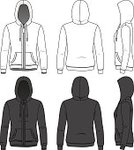 Outline,Sweatshirt,Textile Industry,Sports Uniform,clothing templates,Garment,Fashion,templates,unisex,Textile,Store,Long Sleeved,Tee,Vector,Sports Clothing,Retail,Line Art,Zipper,Hooded Shirt,Shirt,Jacket,Cape,Clothing,Sweat