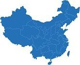 Map,Cartography,China - East Asia,Travel Location,homeland,Physical Geography,Land,Vector,Cultures,Asia,Travel,Blue,Sparse,Ilustration,state,nation,Unity,continents,Simplicity,Symbol,Separation,Flat,provinces,Blank,International Border,White