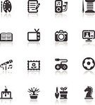 Postage Stamp,Horse,Photograph,Flower Pot,Flower,Dessert,Playing,Internet,Music,Shovel,Writing,Flower Bed,Camera - Photographic Equipment,Arrangement,Book,Gardening,Listening,Cake,Computer Monitor,Joystick,Chess,Computer,Sewing,Musical Note,Sport,Cooking,Reading,Giving,Vector,Television Set,Hobbies,Icon Set,Photography,Soccer,Microphone,Cherry,Watching,Ilustration,Discussion,Painting,Football,Vegetable Garden,Collection,Singing