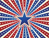 Fourth of July,American Culture,American Flag,Flag,Banner,USA,Backgrounds,Star Shape,Computer Graphic,Blue,July,Red,The Americas,Wallpaper Pattern,Vector,Freedom,Placard,Holiday,Ilustration,Image,Celebration,Design,Symbol,Ornate,Independence Day,Color Image,Decoration,Design Element,Pride,Classical Style
