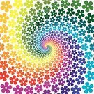 Flower,Rainbow,Backgrounds,Exploding,Floral Pattern,Swirl,Spiral,Circle,Computer Graphic,Multi Colored,Pattern,Color Image,Purple,Spectrum,Spinning,Springtime,Pink Color,Striped,Vector,Vibrant Color,Ilustration,Orange Color,Blue,Green Color,Concentric,Petal,Magenta,Wave Pattern,graphic element,Design Element,Curve,Curled Up,Red,Illustrations And Vector Art,Yellow,Vector Backgrounds,Vector Florals