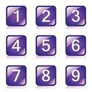 Isolated,Design,Vector,Phone Icon,Number,Number 2,Position,Counting,Sign,Computer Graphic,Number 5,Number 8,Number 3,Icon Set,Internet,Shape,web icon,Number 4,Number 9,Digitally Generated Image,Glossy Button,Interface Icons,Ilustration,App Icon,Positioning,Decimal Point,Purple,Collection,Number 7,Number 6,Set,vector icon,Symbol,Icon Design,Number 1