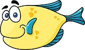 Fishing Industry,Sea,Fishing,Ilustration,Wildlife,Vector,Animal Fin,Humor,Nature,Water,Smiley Face,Pets,Computer Graphic,White,Swimming Animal,Friendship,Underwater,Aquatic,Smiling,Yellow,Animal,Characters,Cheerful,Cartoon,Fish,Fun,Mascot,Happiness,Isolated,Large,Backgrounds,Multi Colored,Design,Cute,Symbol,Seafood