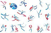 The Human Body,Competition,Vector,Competitive Sport,Athlete,Design,Action,Sign,Isolated,Part Of,Winning,Activity,sporting,Speed,Leisure Activity,Silhouette,Computer Graphic,Insignia,Jumping,Ilustration,Design Element,Success,Playing,Exercising,Leisure Games,Gymnastics,Set,Dancing,Symbol,Sport,People,Computer Icon